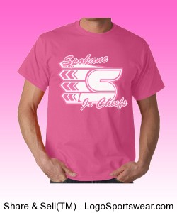 Adult Pink T-shirt Design Zoom